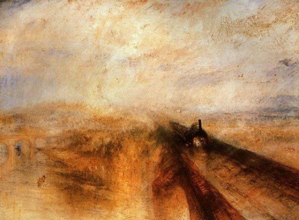 7.William Turner_Velocidade, chuva e vapor