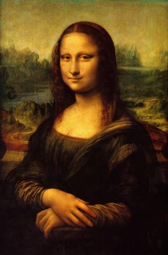 Monalisa_Leonardo da Vinci