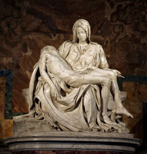 Pietá_Michelangelo