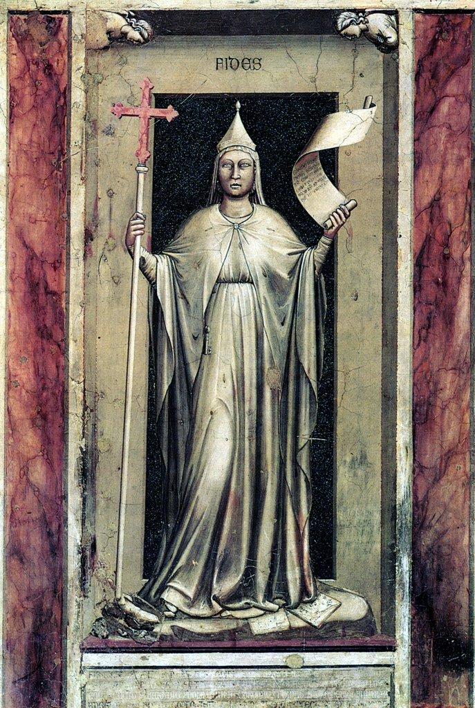 22 - Giotto _ Fé