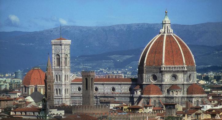 Catedral de Florença_Filippo Brunelleschi