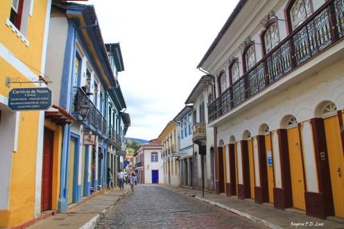 Cidade de Mariana_Minas Gerais