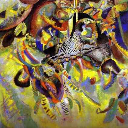 1 Fuga - Kandinsky - 1914