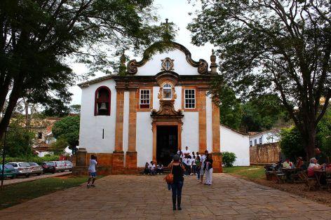 Igreja do Rosário de Tiradentes (MG)