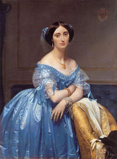 Retrato da princesa de Broglie