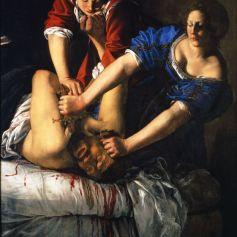 Judite decapitando Holofernes