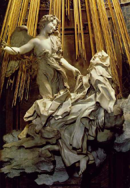 O Extase de Santa Tereza_Bernini