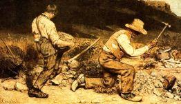 Os Quebradores de Pedra