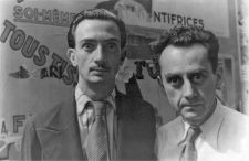 Salvador Dalí e Man Ray