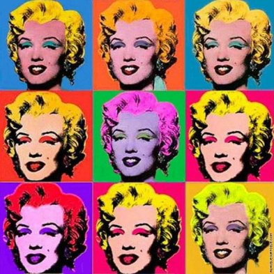 Marilyn, de Andy Warhol.