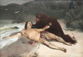 O Último Tamoio (Rodolfo Amoedo)
