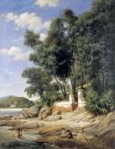 Monte Cavalo em Niterói (George Grimm)